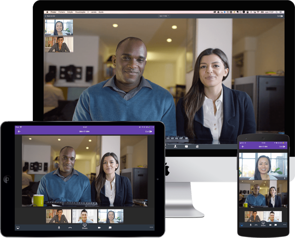 HD Audio and Video Conferencing